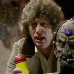 Fourth Doctor and Davros