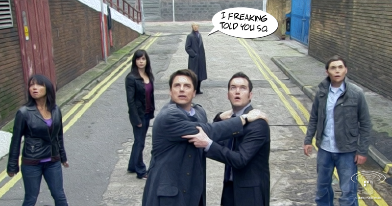 End of Days (Torchwood S1E13)