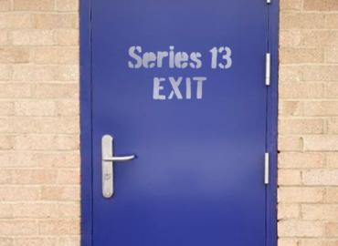 Series 13 Exit